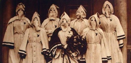 KKK and women in Racial terror