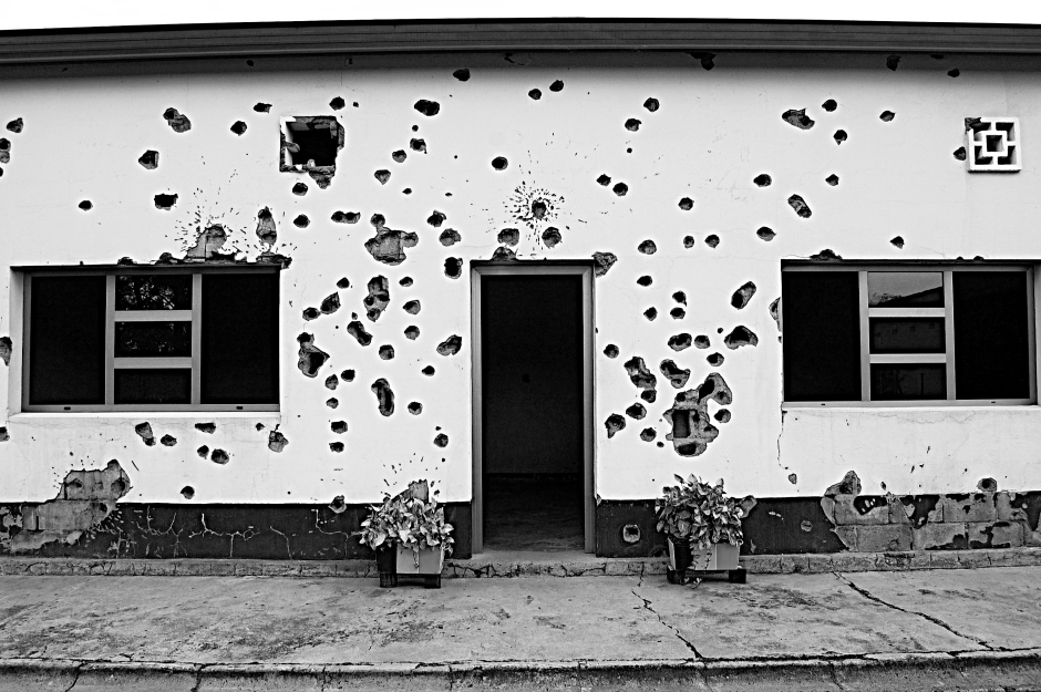 Bullet holes copy